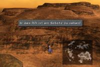 Riss Shadez-Schlucht Ost