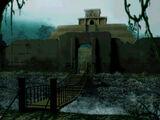 Tempel des alten Volkes
