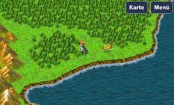 Chocobo Wald FFIII 3D6