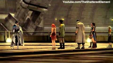 Final Fantasy 13 English Cutscenes 124 - Chapter 10 Hd WideScreen