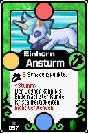 037 Einhorn Ansturm Pop-Up