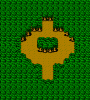 Chocobo Wald FFIII NES1