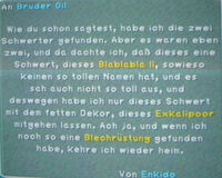 Exkaliburbrief