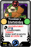 110 Tomberry Schattenbindung Pop-Up
