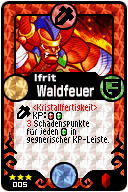 005 Ifrit Waldfeuer Pop-Up