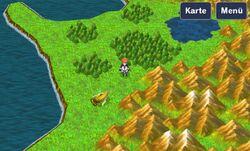 Chocobo Wald FFIII 3D8