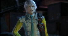 Hope Final Fantasy XIII-2