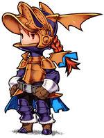 Refia Dragoon FFIII