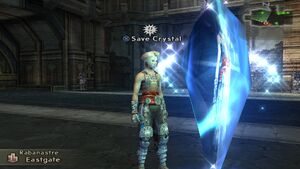 Speicherkristall in Final Fantasy XII