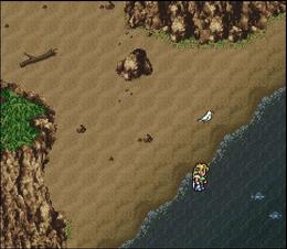 Einsame Insel FFVI