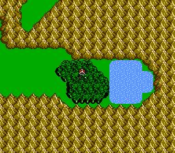 Chocobo Wald FFIII NES11