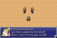 Kefka Sand