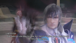 Cid Raines Lightning LRFFXIII