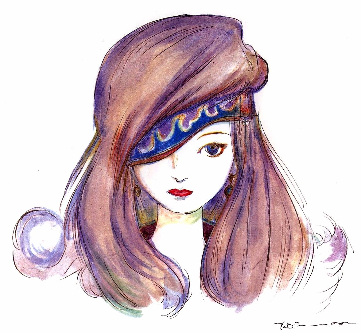 Beatrix Final Fantasy Almanach Fandom Powered By Wikia