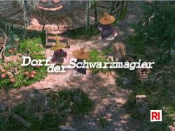 Dorf der Schwarzmagier