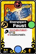 091 Eisengigant Faust Pop-Up