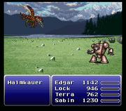 Final Fantasy VI - Golem