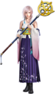 Lightning Yuna-Kostüm