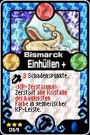 069 Bismarck Einhüllen+ Pop-Up