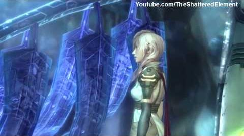 Final Fantasy 13 English Cutscenes 60 - Chapter 5 Hd WideScreen