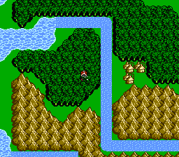 Chocobo Wald FFIII NES10