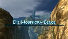 Mosphora-Berge