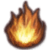 Feuer Icon FFXIV
