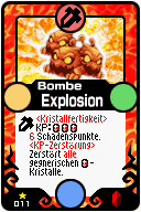 011 Bombe Explosion Pop-Up