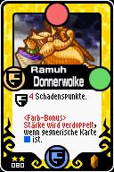 080 Ramuh Donnerwolke Pop-Up