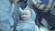 Ceodore Harvey als Baby