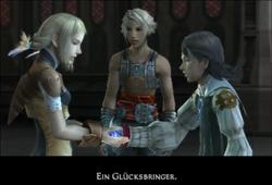 Larsa verschenkt seinen Nethizit
