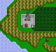 Schloss Sasune FFIII NES