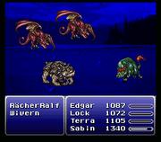 Final Fantasy VI - Catblepus