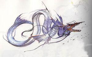Leviathan Amano