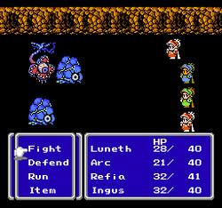 FFIII-Battle