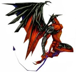 Diabolos FFVIII