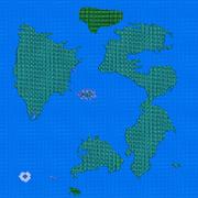 Unter Wasser FFIII NES