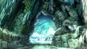 Höhle des ewigen Eises