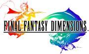 Final Fantasy Dimensions Logo