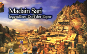 Ruinen von Madain Sari