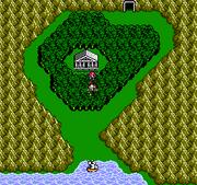 Wassertempel FFIII NES