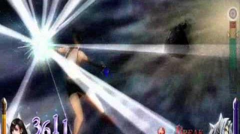 Dissidia 012 Final Fantasy - Tifa EX Burst