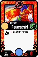 001 Ifrit Feuerstrahl Pop-Up