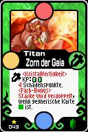 043 Titan Zorn der Gaia Pop-Up