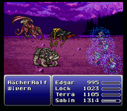 Final Fantasy VI - Zona Seeker