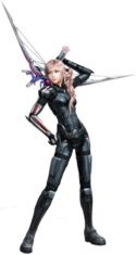Serah DLC Mass Effect 3