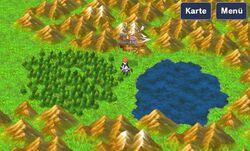 Chocobo Wald FFIII 3D11