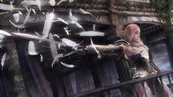 FFXIII-2 Lightning