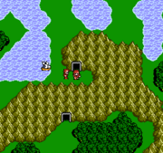Wikingerhöhle FFIII NES