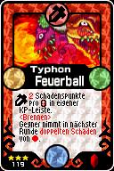 119 Typhoon Feuerball Pop-Up